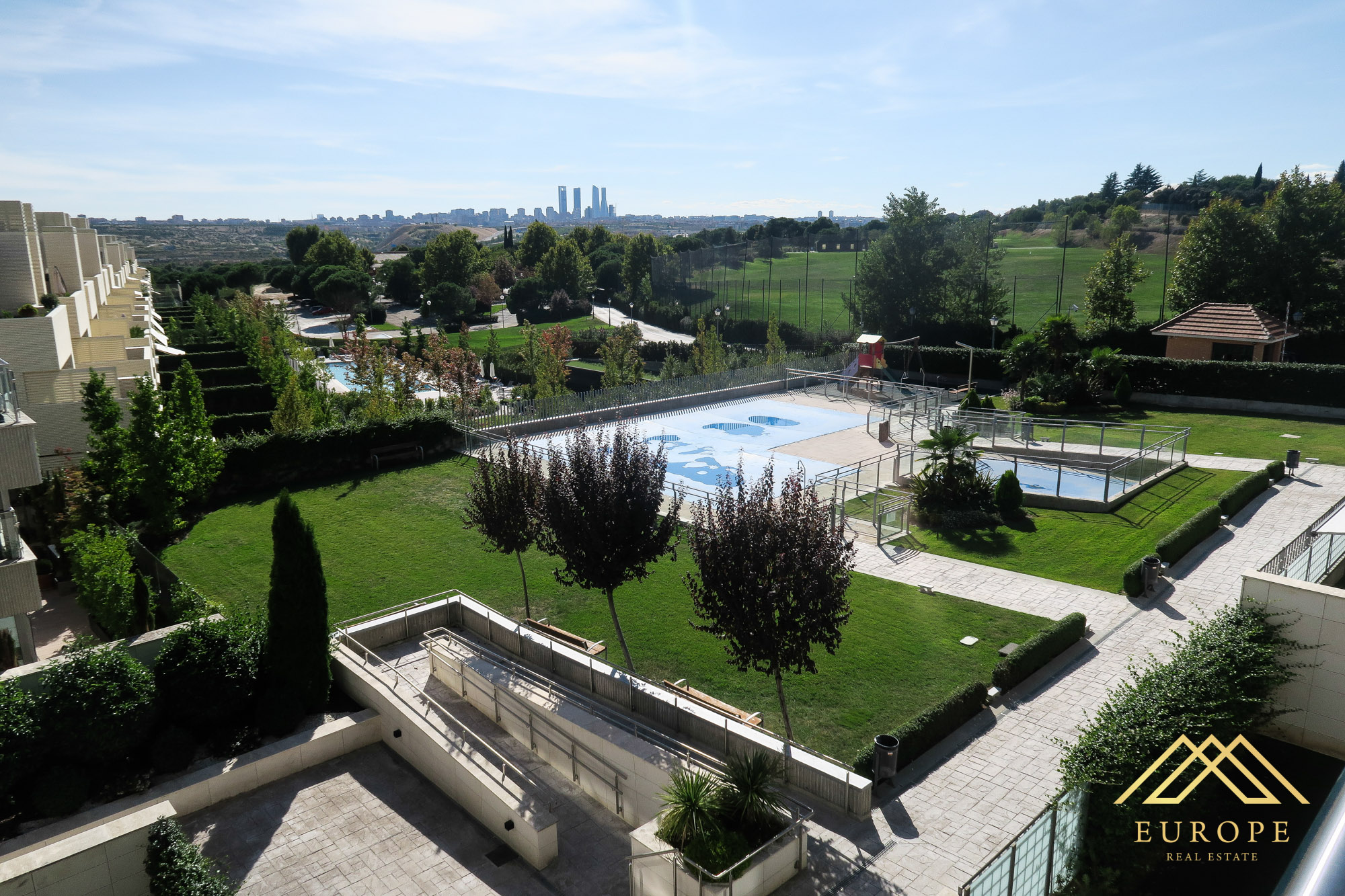 Investors from the uk north america and latin america for Madrid luxury real estate